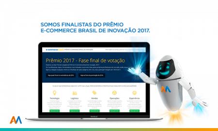 ANYMARKET é finalista no Prêmio E-commerce Inovação