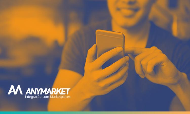 jornada de compra de smartphones é omnichannel