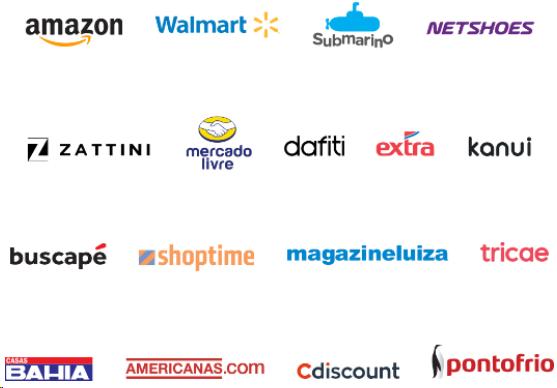 Lista de marketplaces