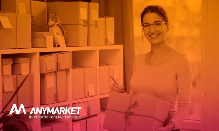 ANYMARKET ajudando empresas no mercado livre