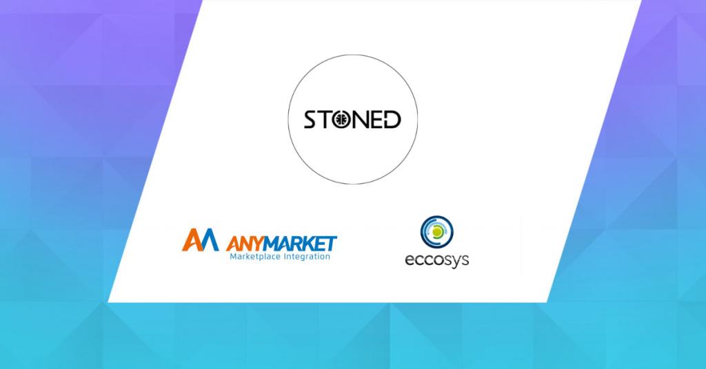 Logos das marcas para case com a Stoned