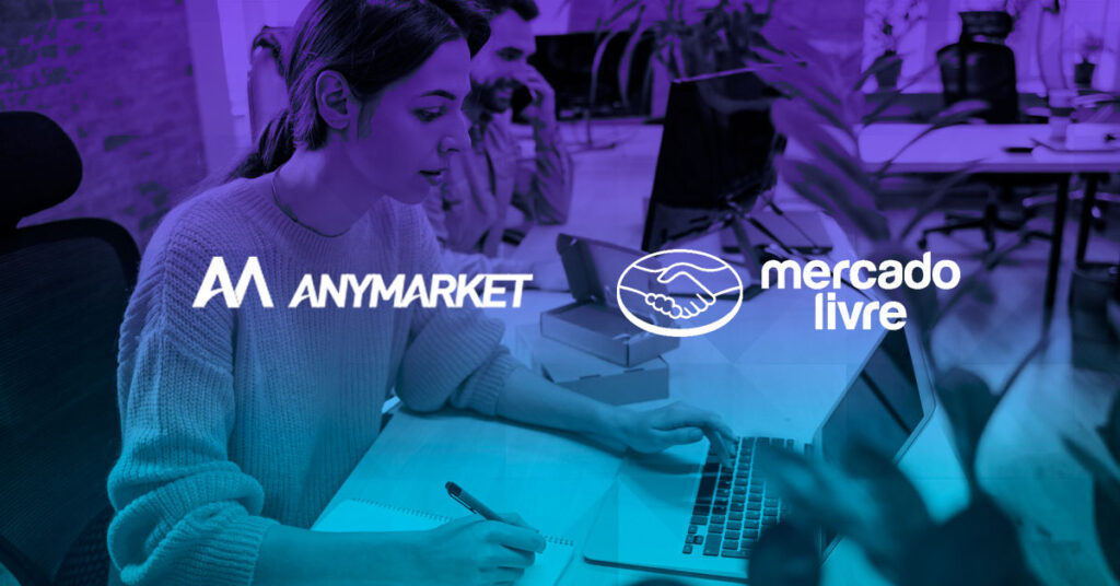 Seller estudando tudo sobre como vender no Mercado Livre, no blog do ANYMARKET