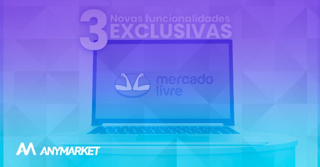 Novas funcionalidades para mercado livre